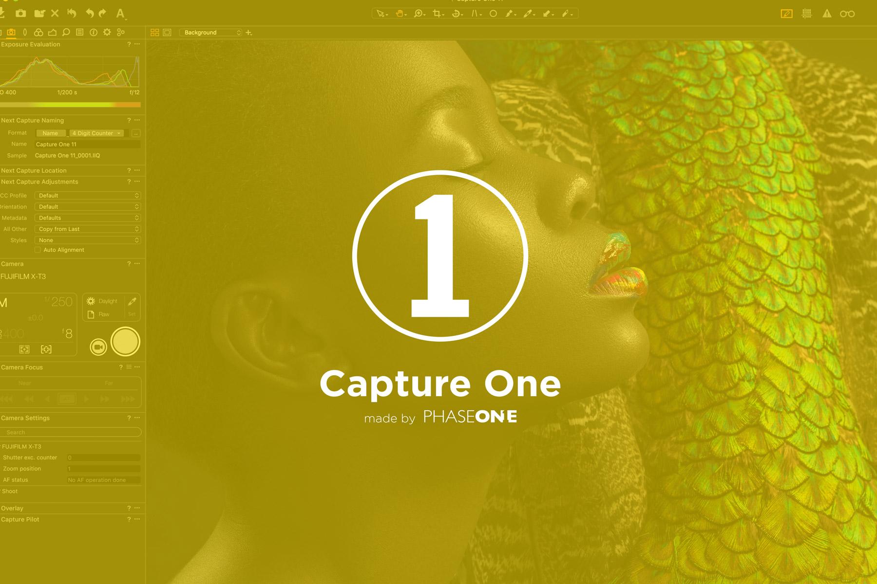 Neue Marken - Capture One by Phase One