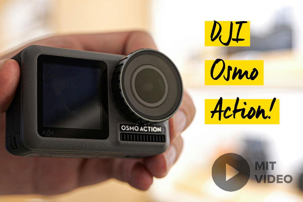 kleine Action Cam