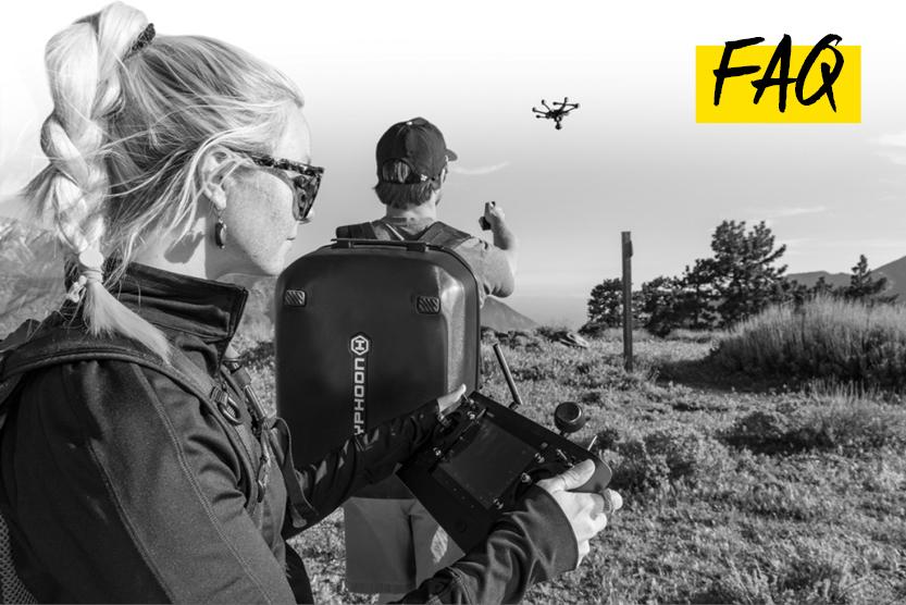 FAQ Drohnen und Multikopter