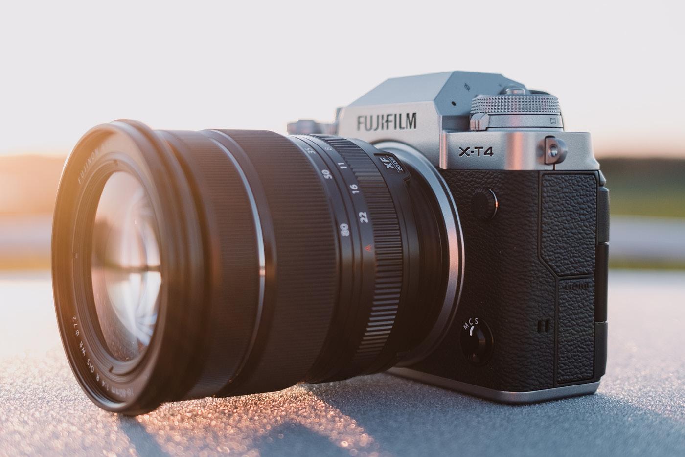 Fujifilm X-T 4 Neuheit