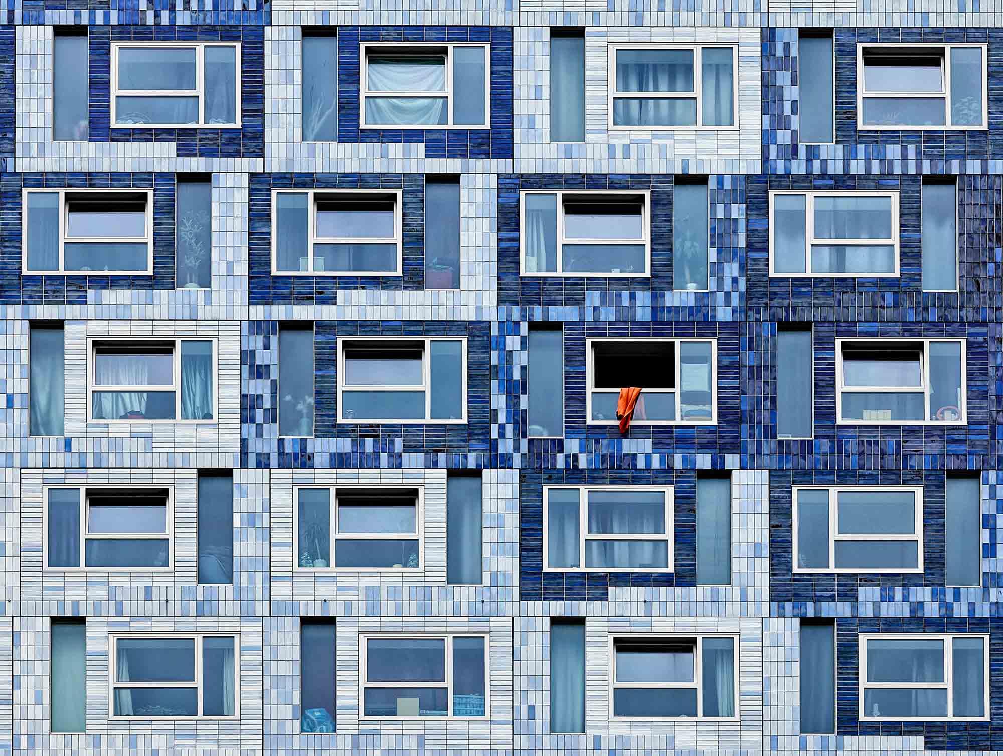 Platz Drei Fotowettbewerb Blau