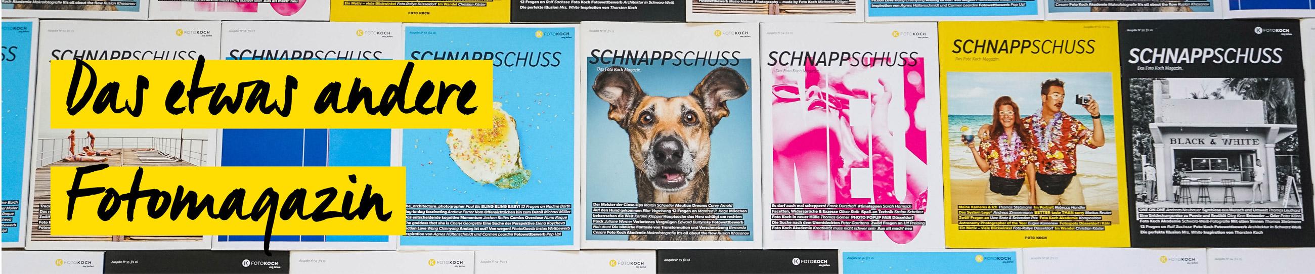 Schnappschuss Magazin