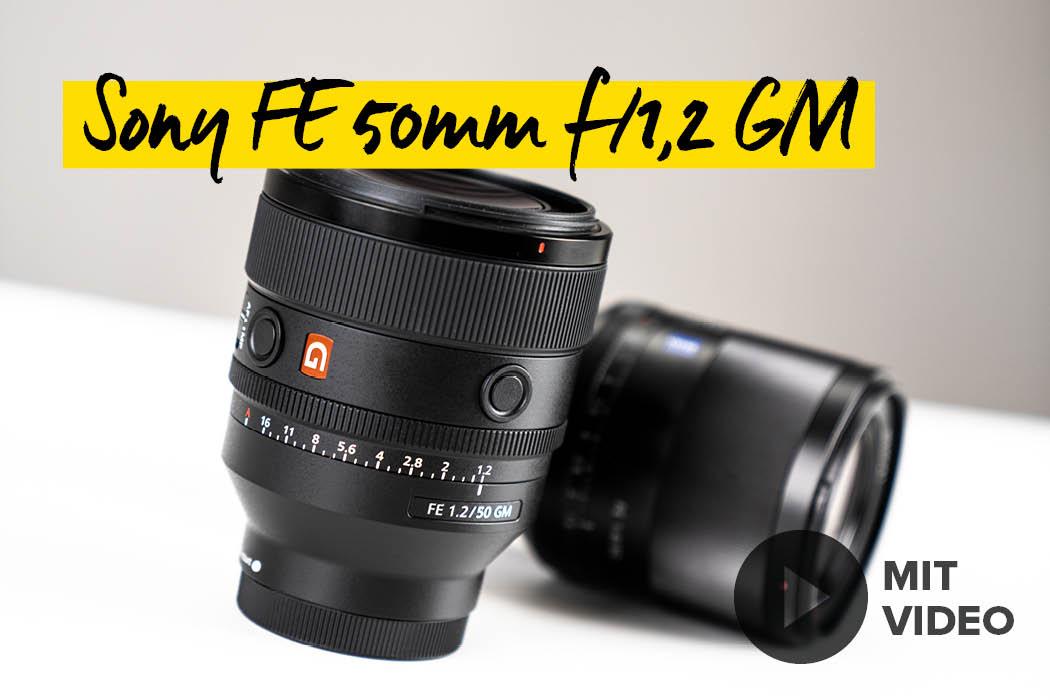 Sony SEL 50mm F/1,2 GM