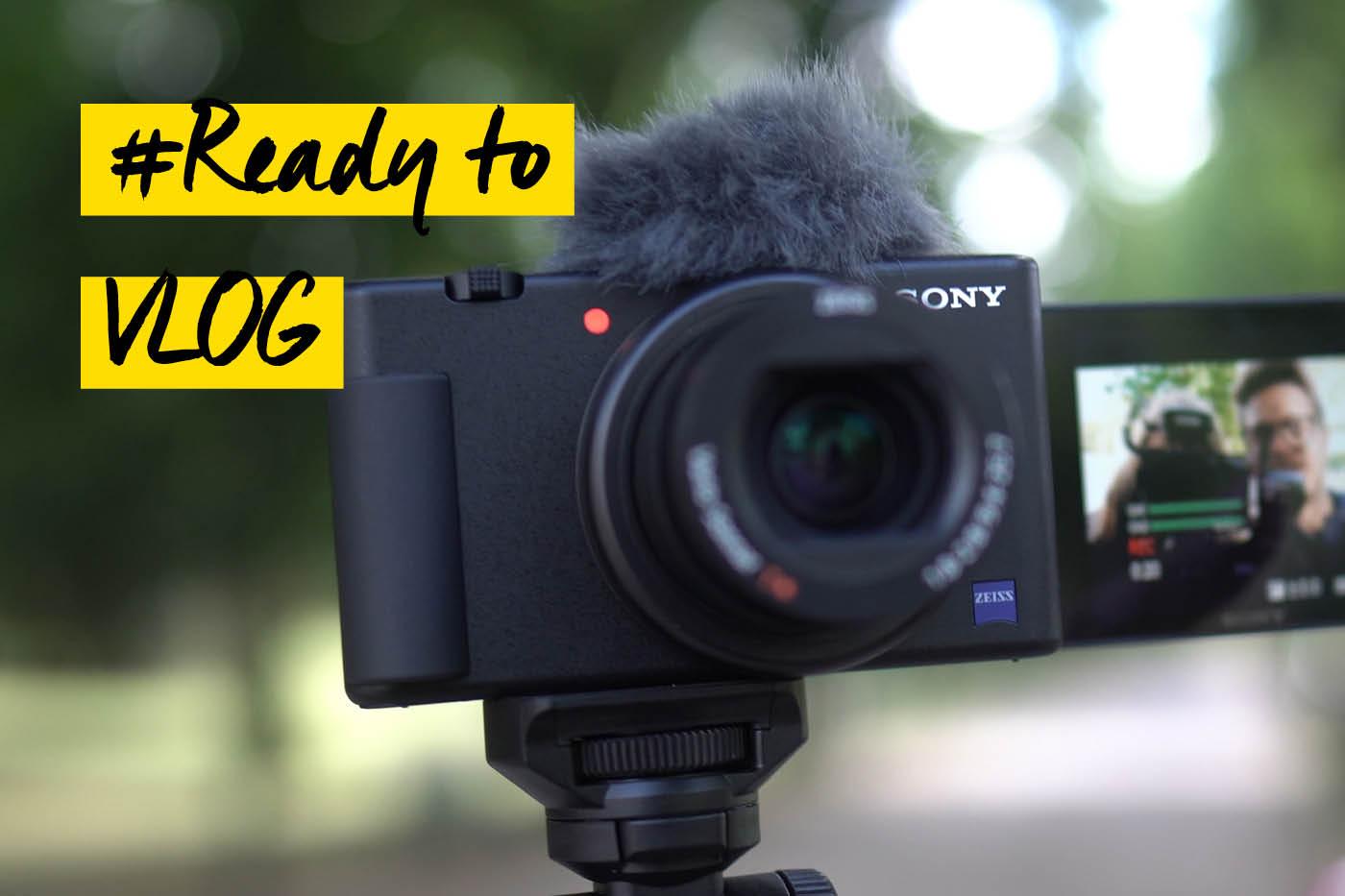 Sony Vlog-Kamera ZV1