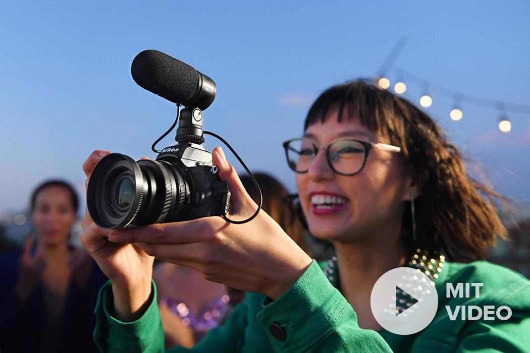 Vloggen wie ein Profi - Nikon Z50 Vlogger Kit